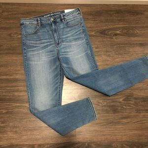 American Eagle High Rise size 12 Jeans